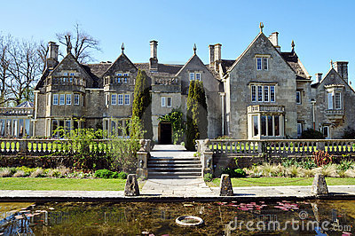 Stately Home Exterior