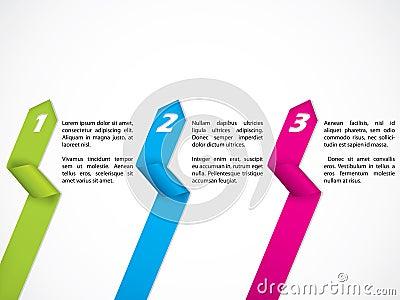 Stationary ribbon design set