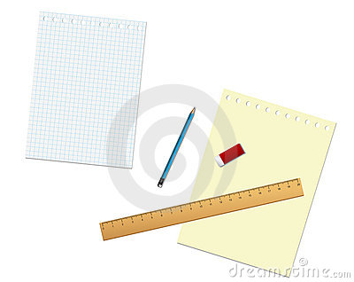 Stationary tools and paper