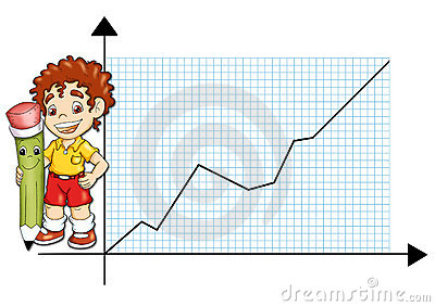 Royalty-vrije Stock Afbeelding: Statistiek