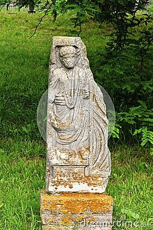 Statua romana antica ostia antica roma italia dell 39 uomo for Mr arredamenti ostia antica