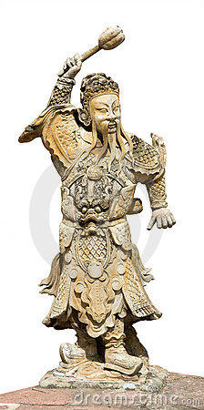 Free Statue Royalty Free Stock Photography - 18618517
