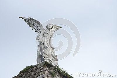 Statue angel