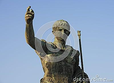 Statue of Augustus Caesar