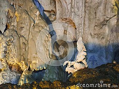 Statue at Batu caves, Kuala-Lumpur, Malaysia