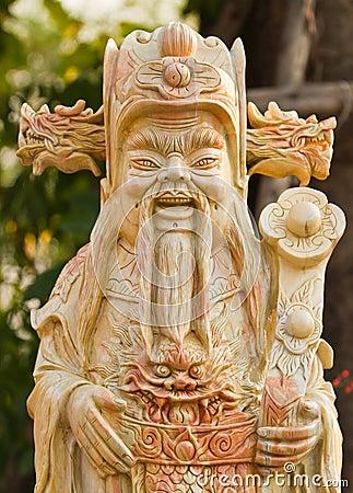 Statue of china