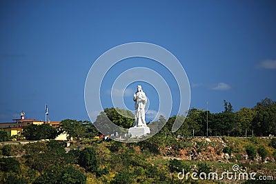 Statue of Christ of Havana