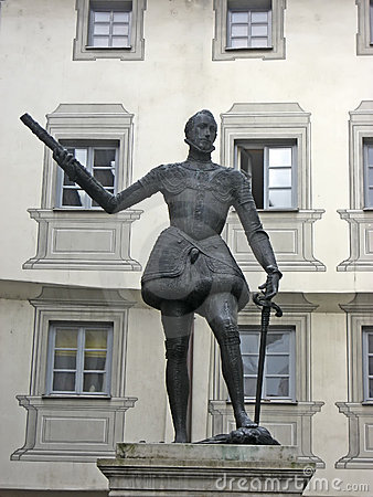 Statue of Don Juan (Giovanni)