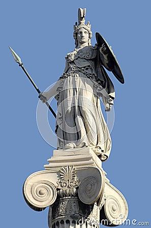 Statue du grec ancien