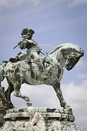Statue of eugene of savoy