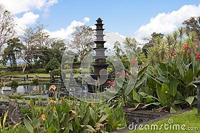 Statue garden bali