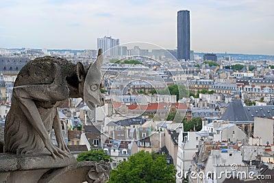 Statue of Gargoyles.