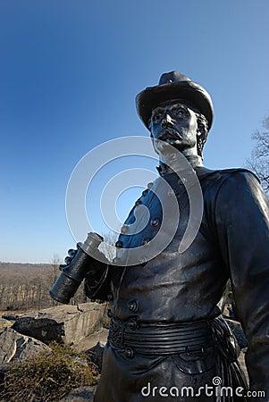 Statue of General Warren