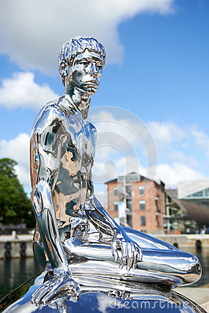 The statue HAN, Denmark
