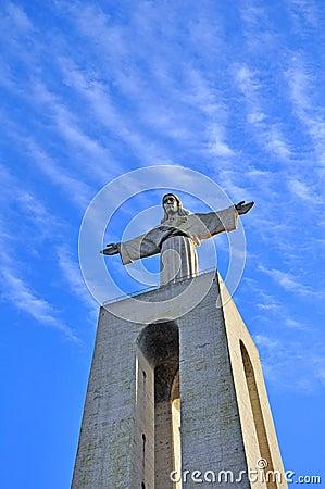Statue of Jesus Christ in Lisbon