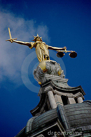 Statue of Lady Justice