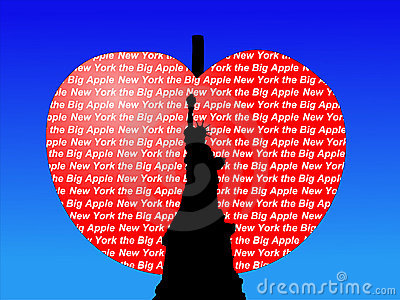 Statue of Liberty big apple