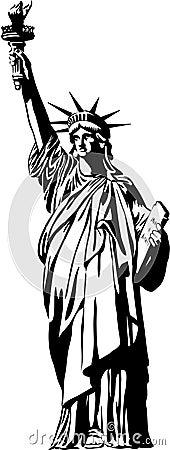 Statue of Liberty/eps