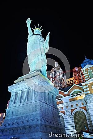 statue of liberty face las vegas. statue of liberty face las