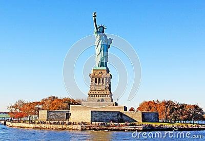 Statue of Liberty Park