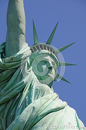 Statue of Liberty Profile