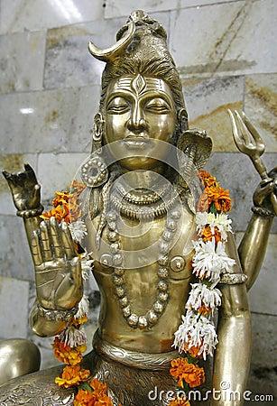 Statue of lord shiva, delhi
