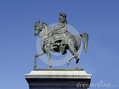 Statue of Mohamed Ali Pasha