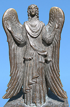Free Statue Of Angel Stock Photo - 11539480