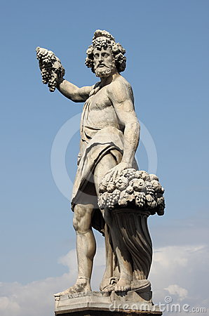 Free Statue Of Bacchus Royalty Free Stock Images - 24500419