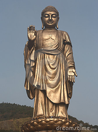 Free Statue Of Buddha Royalty Free Stock Photography - 7999627