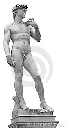 Free Statue Of David Royalty Free Stock Images - 22574449