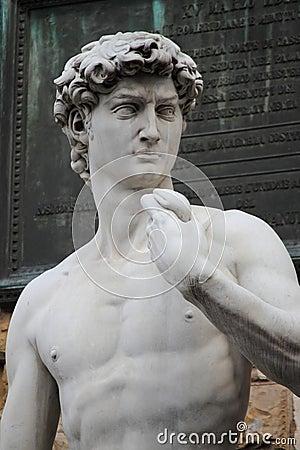 Free Statue Of David Stock Photo - 60063060
