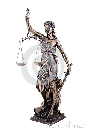 Free Statue Of Justice Stock Photos - 36362853