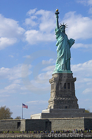 Free Statue Of Liberty Stock Photography - 1251052