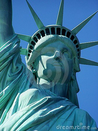 Free Statue Of Liberty Stock Image - 4252531