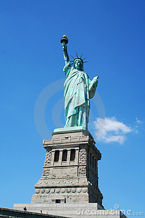 Free Statue Of Liberty In New York Stock Image - 12377271