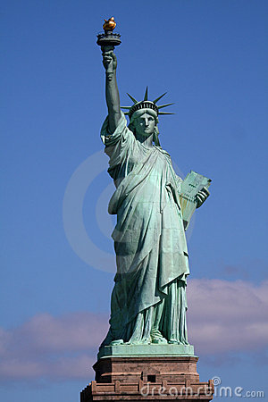 Free Statue Of Liberty On Stand Stock Photo - 800680