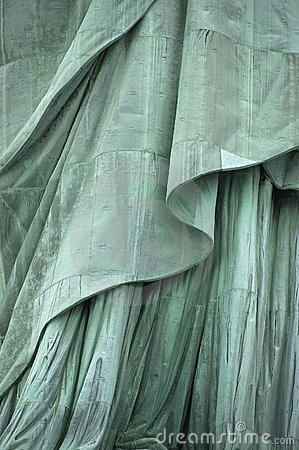 Free Statue Of Liberty S Robe Stock Photos - 6859373
