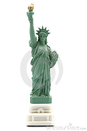 Free Statue Of Liberty Statue Royalty Free Stock Image - 5775566