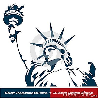 Free Statue Of Liberty. USA Royalty Free Stock Photo - 25965105