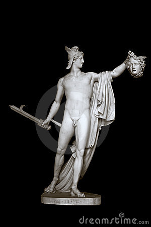 Free Statue Of Perseus And Medusa Stock Photos - 1632043