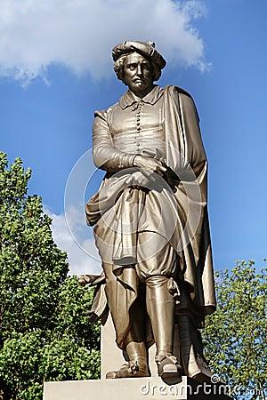 Statue Of Rembrandt