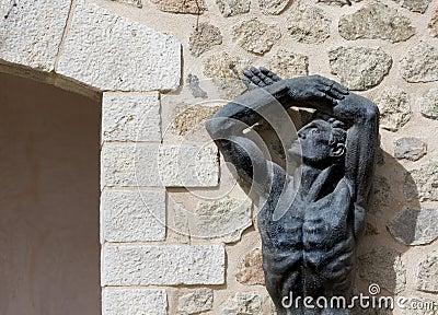 Statue in Spain