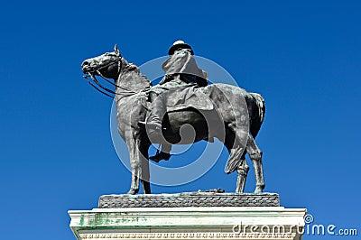 Statue Ulysses-S. Grant