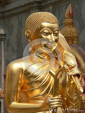 Statue, Wat Doi Suthep, Chiang Mai, Thailand