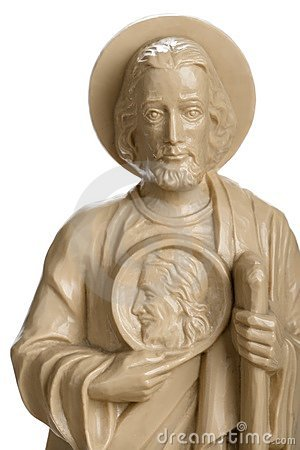 Free Statute Of God Stock Image - 2339231