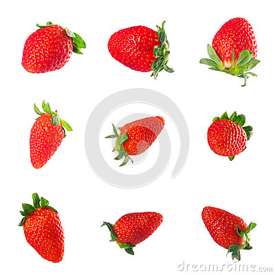 Free Stawberries Royalty Free Stock Image - 42635786