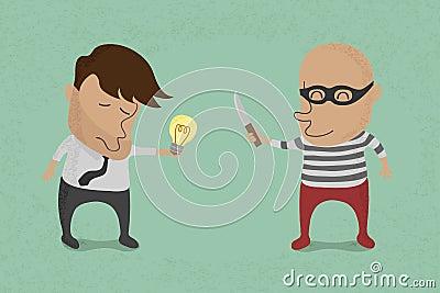 Stealing idea