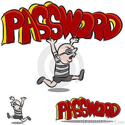 Stealing Password
