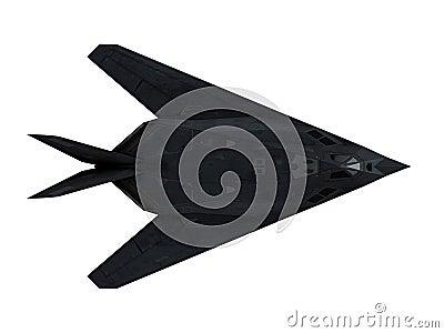 Stealth aircraft